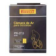 Camara De Ar Pirelli 27.5 X 1.75/2.35 Bico Fino 48mm