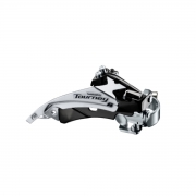 CAMBIO DIANT. SHIMANO FD-TY510-TS3 TOURNEY TOP SWING DUAL PULL, 6/7/8VEL 31.8MM (AFDTY510TSM3)