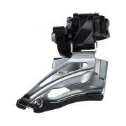 Cambio Dianteiro Deore Fd-m6025 2x10v Down Swing Dual Pull