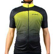 Camisa Ciclismo Masculina Ciclopp Hunter Preta