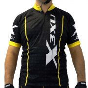 Camisa Ciclismo Masculina Refactor Multiplied 3xu Amarela