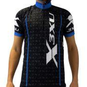 Camisa Ciclismo Mtb Masculina Refactor Multiplied 3xu Azul