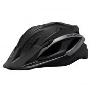 Capacete Bike Mtb High Win Com Vista Light Preto/Cinza
