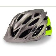 Capacete Ciclismo Absolute Wild C/ Sinalizador M/g Cores