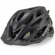 Capacete Ciclismo Bike Absolute Wild Led Preto Fosco M / G