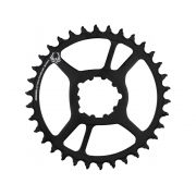 Coroa Sram Nx Eagle 34 Dentes 6mm Offset Direct Mount Preto