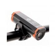 Farol Bike 400 Lumens Recarregável USB 5 Estágios 2200 mAh