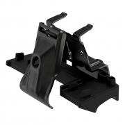Kit para suporte de barras (6016) Outlander MK 3 2013 em Diante Trilhos Embutidos