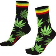 Meia Hupi Cannabis 36 AO 42