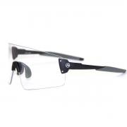 Óculos Ciclismo Absolute Prime EX Preto/Cinza Lente Transparente