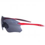 Óculos Ciclismo Absolute Prime SL Vermelho Lente Fumê