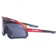 Óculos Ciclismo Absolute Wild Vermelho/Preto Lente Fumê