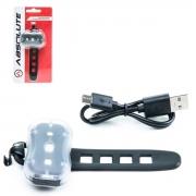 PISCA DIANTEIRO/TRASEIRO ABSOLUTE JY-7050 USB RECARREGÁVEL
