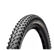 "PNEU CONTINENTAL CROSS KING 29"" 2.3 - PERFORMANCE - 2018  PRETO/DOBRAVEL"