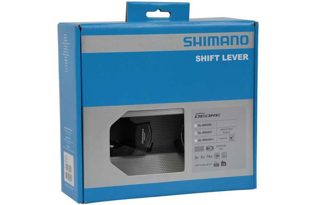 ALAV CAMBIO DEORE SL-M6000 2X3 PN:ISLM6000PA