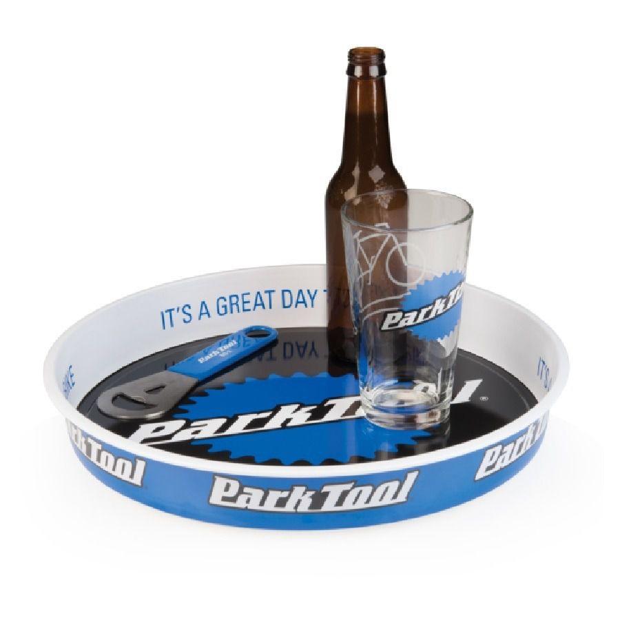 Bandeja Para Peças e Bebidas Park Tool Try-1 Azul