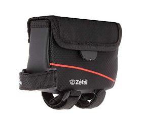 Bolsa Frontal Zefal Z Light Front Pack Para Quadro Preto