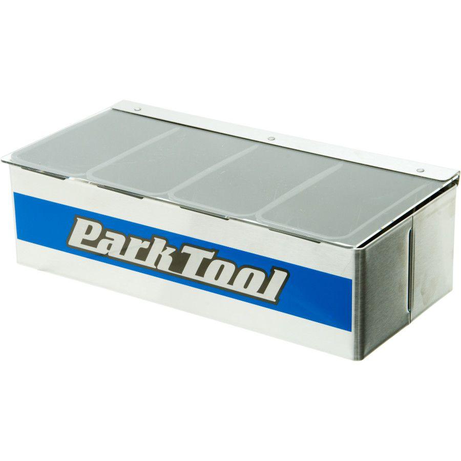 Caixa Organizadora Park Tool Jh-1 Em Aço Profissional