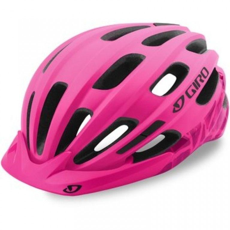 Capacete Ciclismo Giro Vasona Rosa/roxo