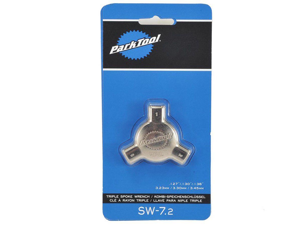 Chave De Raio Park Tool Sw-7.2 Tipo Y