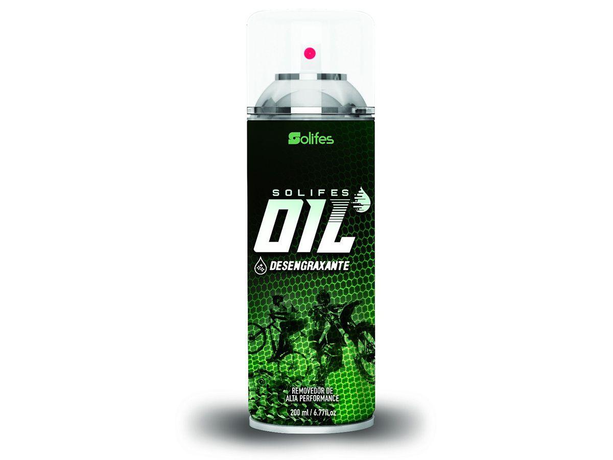 Desengraxante Solifes Oil 200ml