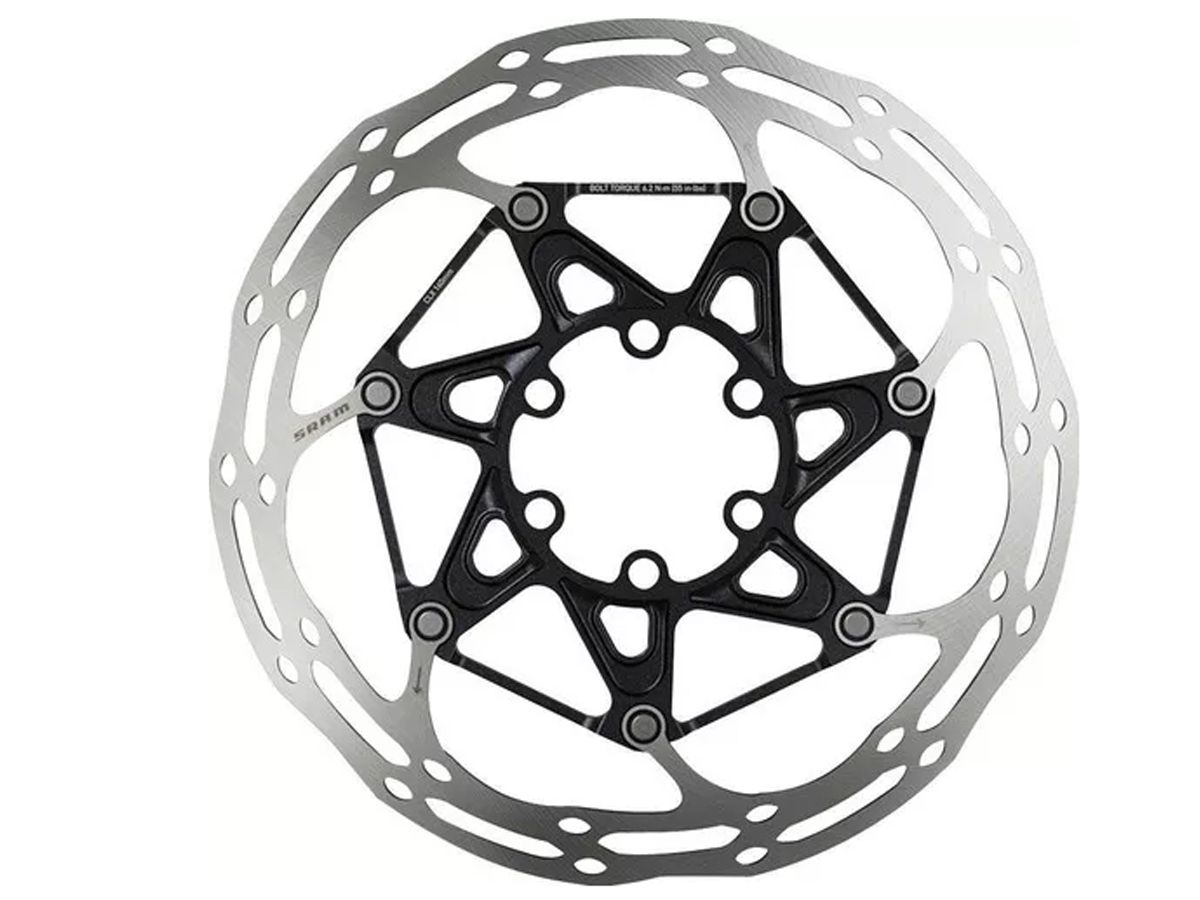 Disco Rotor Sram Centerline 180mm 6 Parafusos