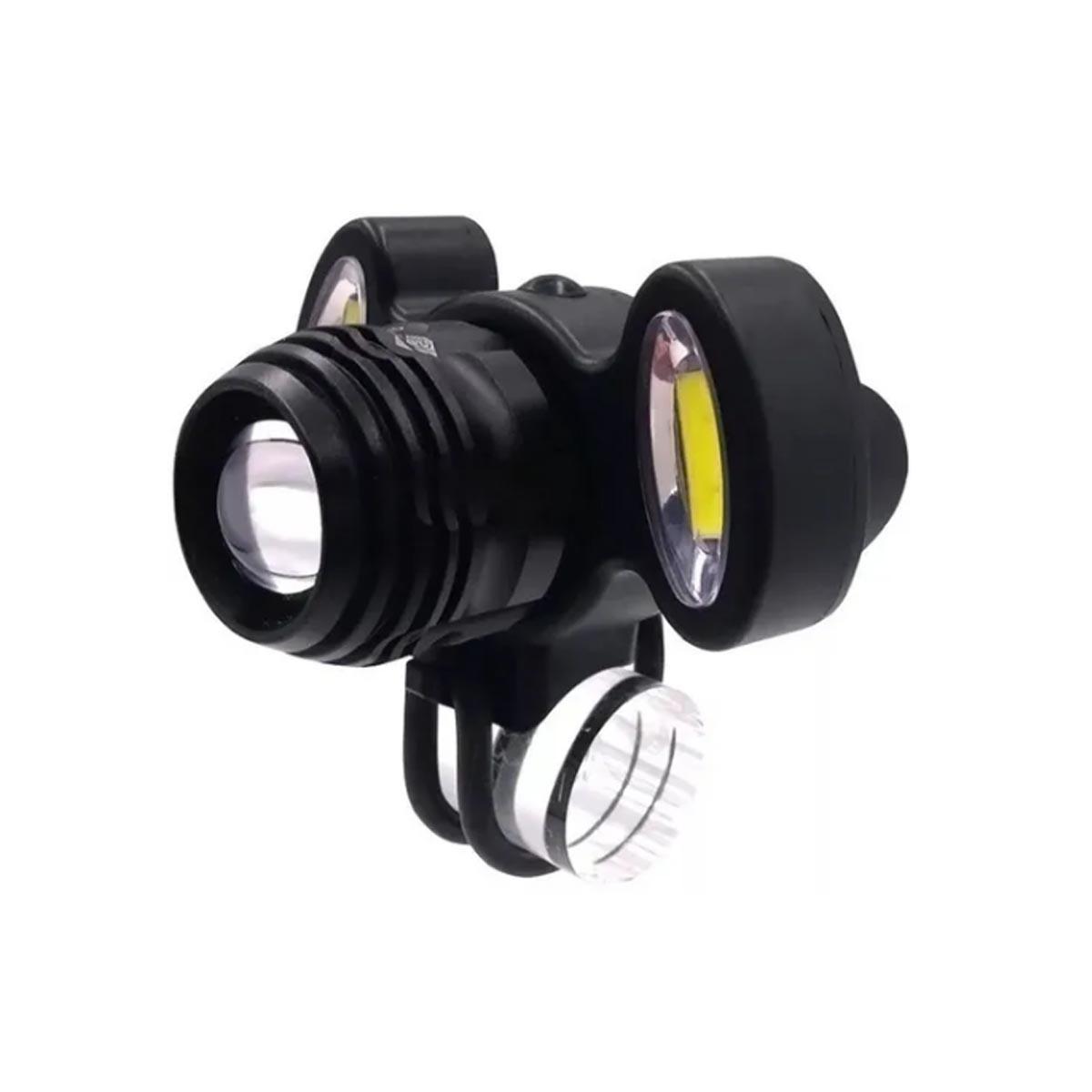 FAROL BIKE LIGHTS JY-8858 RECARREGAVEL USB