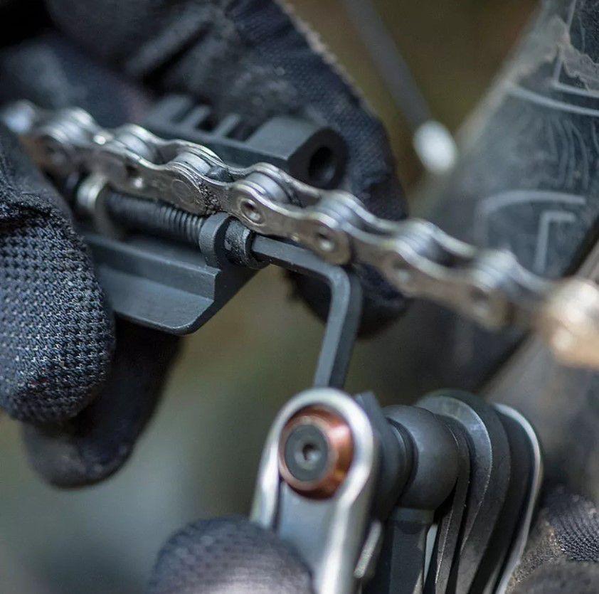 Kit Ferramenta Chave Canivete Blackburn Tradesman 18 Funções