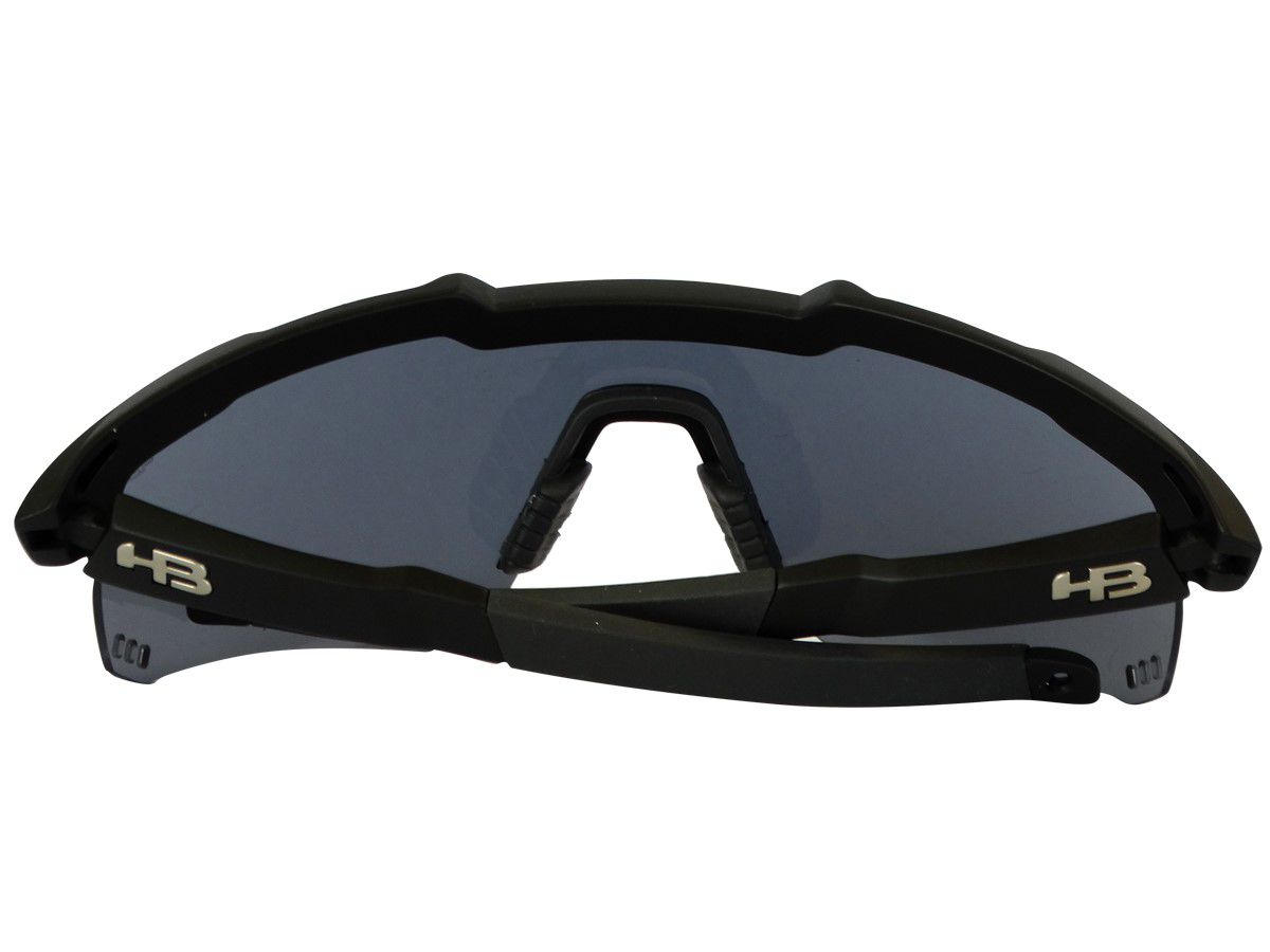OCULOS HB SHIELD ROAD MATTE BLACK