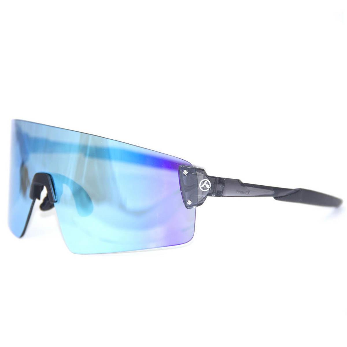 Óculos Ciclismo Absolute Prime EX Cinza Lente Roxa - CICLES ELITON