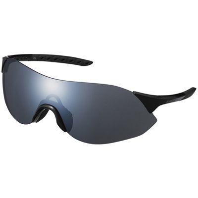 Óculos De Ciclismo Shimano New Aerolite 2 Lentes Preto Leve