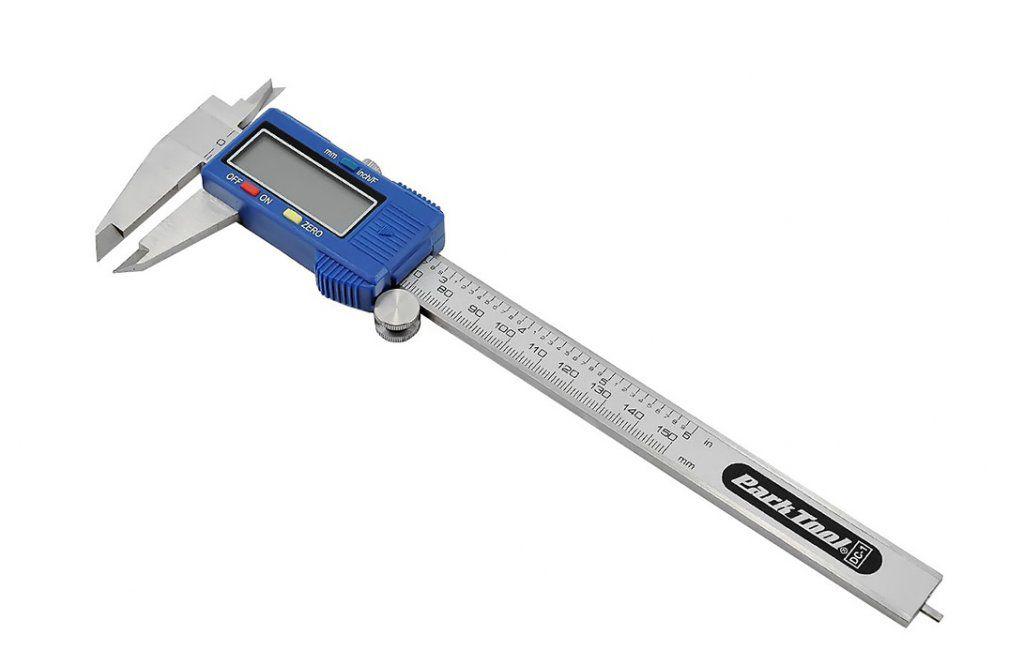 Paquímetro Digital Park Tool Dc-1 Com Estojo Profissional