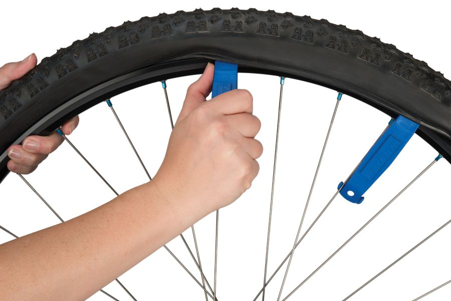 Kit Com 3 Espátulas Park Tool Tl-4.2 Azul Profissional