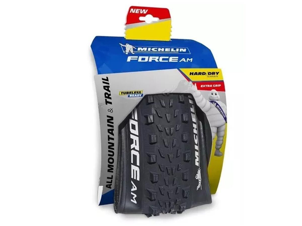 PNEU MICHELIN 29 X 2.25 FORCE COMPETITION ALL MOUNTAIN 27542