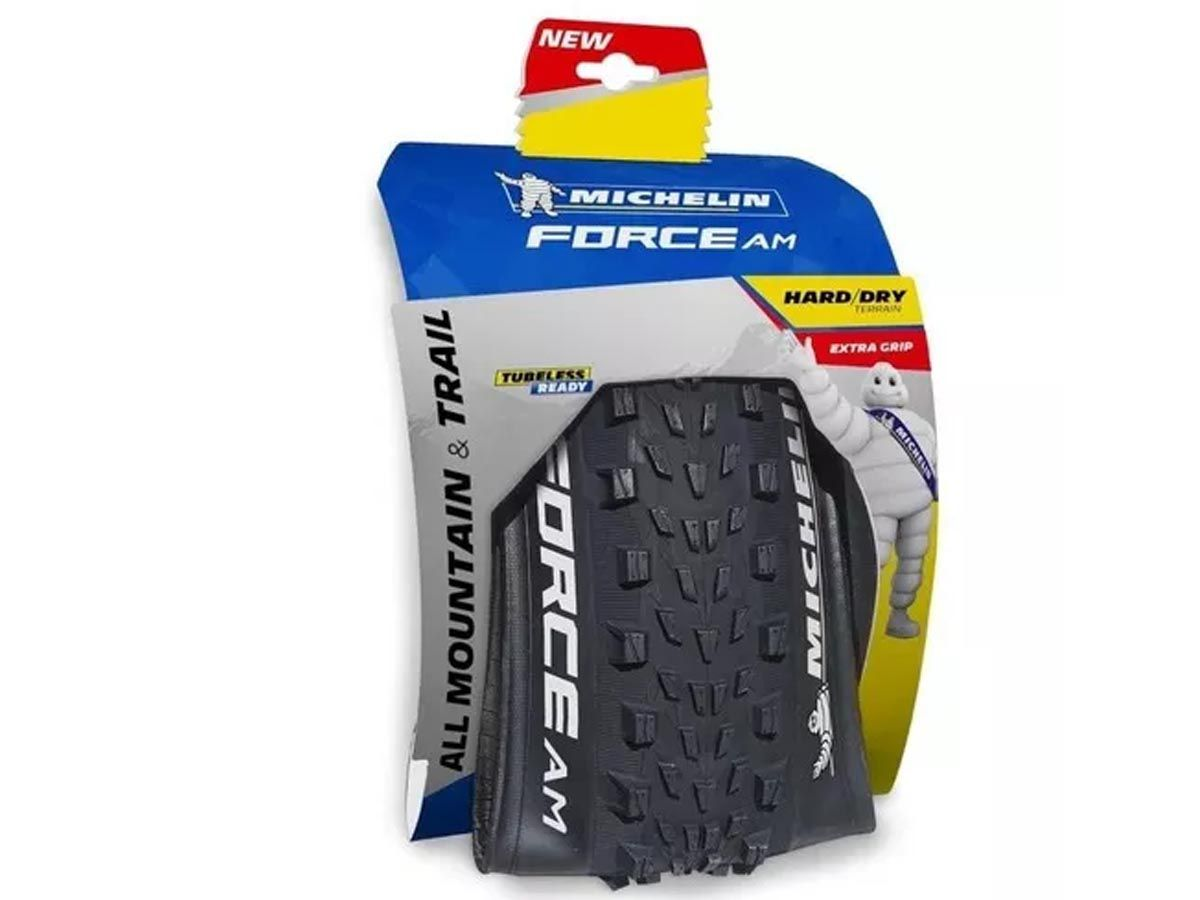PNEU MICHELIN 29 X 2.35 FORCE COMPETITION ALL MOUNTAIN 27543