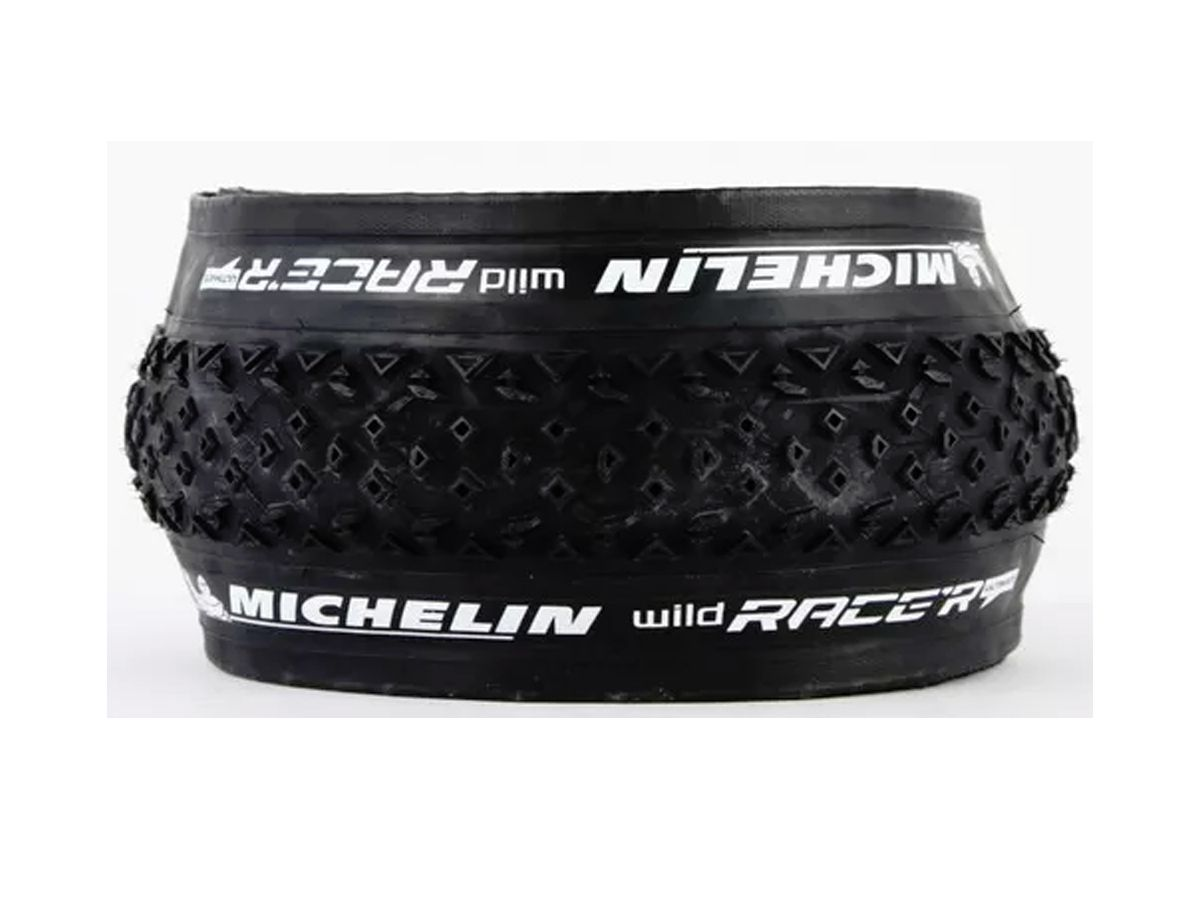 Pneu Michelin Wild Race'r 29x2.00 Gum-x Preto Bike