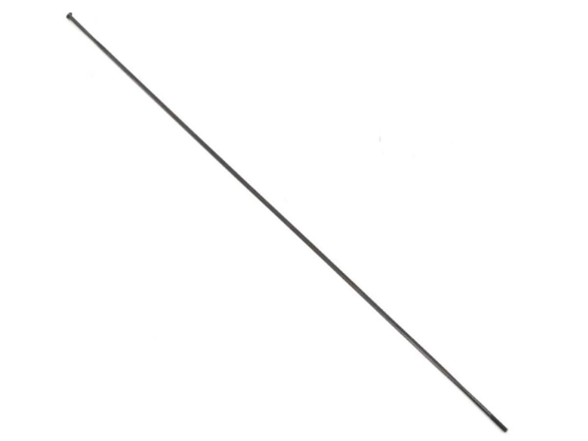 RAIO PRETO INOX 292 X 2,0 MM C/ NIPLE COBRE