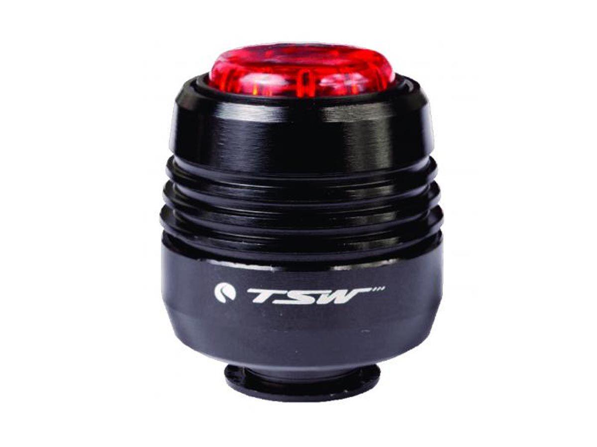 REFLETOR TSW COM CARREGADOR USB TRAS REDONDO