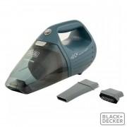 Aspirador de Pó Portátil Black Decker com Capacidade de 0,8 Litros com Filtro Coletor - APS1200PET  127V