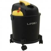 Aspirador Po e Liquido Lavor VAC14 Preto e Amarelo 14L 1250W