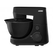 Batedeira Planetária Arno Food Preparation Preta 600W 127V SX8818B1
