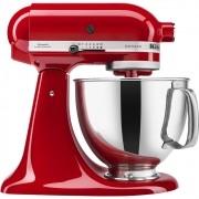 Batedeira Stand Mixer Artisan Empire Red Kea33 110V - Kitchenaid