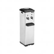 Bebedouro de Coluna Refrigerado Inox Newup Max 220V