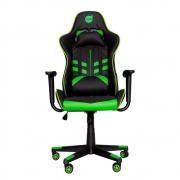Cadeira Gamer Prime-x Preto/verde