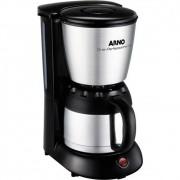 Cafeteira Arno Gran Perfectta Thermo Preta e Inox CFX2 127V