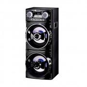 Caixa De Som Amplificada 1000w Amvox ACA 1001 Turbo