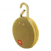 Caixa de Som JBL Bluetooth Clip 3 à Prova d'Água Dourada