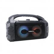 Caixa De Som Portátil Bluetooth Sunbox 50W Sm-Scp1304 Sumay