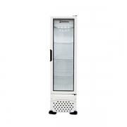Expositor de bebidas imbera 256l porta de vidro vr08 branco 127v