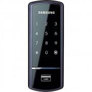 Fechadura Digital Samsung SHS-1321 Preta